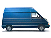 Renault Trafic H2 (high roof) (1989 to 2001)
