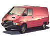 Renault Trafic H1 (low roof) (1981 to 1989)