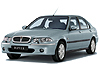Rover 45 five door (2000 to 2005) :