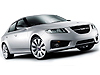 Saab 9-5 four door saloon (2010 to 2012)