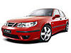 Saab 9-5 four door saloon (1998 to 2010) :