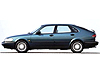 Saab 900 five door (1994 to 1997)  :