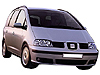 Seat Alhambra (2000 to 2010)
