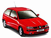 Seat Ibiza three door (2000 to 2002) :