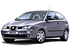 Seat Ibiza three door (2002 to 2008) :