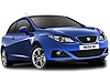 Seat Ibiza SC three door (2008 onwards) :also known as - Seat Ibiza three door Sportcoupe, Seat Ibiza Bocanegra, Seat Ibiza Cupra three door