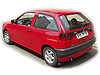 Seat Ibiza three door (1993 to 1997)