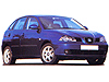 Seat Ibiza five door (2002 to 2008)  :