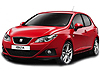 Seat Ibiza five door (2008 to 2017) :