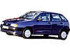 Seat Ibiza five door (1993 to 1997)  :