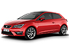 Seat Leon SC three door (2013 onwards) :
