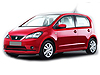 Seat Mii five door (2012 onwards) :