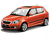 Skoda Fabia five door (2007 to 2014) :also known as - Skoda Fabia five door (5J)