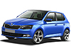 Skoda Fabia five door (2014 onwards)