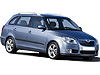 Skoda Fabia estate (2007 to 2015) :also known as - Skoda Fabia estate (5J), Skoda Fabia Scout