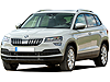 Skoda Karoq (2017 onwards) :