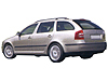 Skoda Octavia estate (2004 to 2009)  :