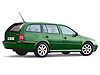 Skoda Octavia estate (1997 to 2001)