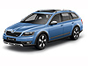 Skoda Octavia Scout (2014 onwards) :