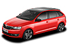 Skoda Rapid Spaceback (2013 onwards) :