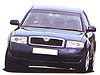 Skoda Superb four door saloon (2002 to 2008) :