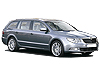 Skoda Superb estate (2009 to 2015) :also known as - Skoda Superb Combi estate