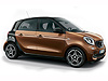 Smart ForFour (2014 onwards)