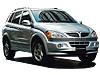 Ssangyong Kyron (2006 to 2013)  :also known as - Ssangyong Kyron C-S van