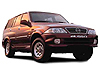 Ssangyong Musso (1995 to 2004)  models up to 2000: