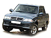 Ssangyong Musso Sport Cab (2002 to 2006)  :also known as - Ssangyong Musso pickup/double-cab