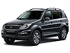 Ssangyong Rexton W (2013 onwards)  :