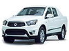 Ssangyong Korando Sports pick-up (2011 to 2018)