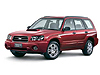 Subaru Forester (2002 to 2005)