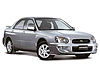Subaru Impreza four door saloon (2003 to 2007)