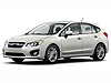 Subaru Impreza five door (2014 to 2018)