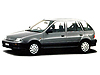 Subaru Justy five door (1996 to 2003)  :