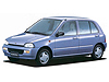 Subaru Vivio five door (1992 to 1999)