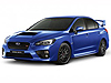 Subaru WRX STi four door saloon (2014 onwards)