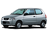 Suzuki Alto three door (2002 to 2009)