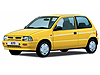 Suzuki Alto three door (1994 to 2002)  :