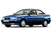 Suzuki Baleno four door saloon (1995 to 2001)  :also known as - Suzuki Esteem four door saloon