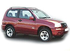 Suzuki Grand Vitara three door (1998 to 2005)