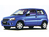 Suzuki Ignis three door (1999 to 2003)
