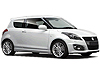 Suzuki Swift Sport three door (2012 to 2017)