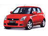 Suzuki Swift five door (2005 to 2010)