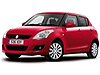 Suzuki Swift five door (2010 to 2017)