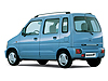 Suzuki Wagon R/R+ (1996 to 1999)