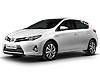 Toyota Auris five door (2012 onwards)