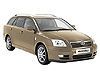 Toyota Avensis estate (2003 to 2009)  :