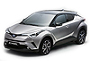 Toyota C-HR (2016 onwards)